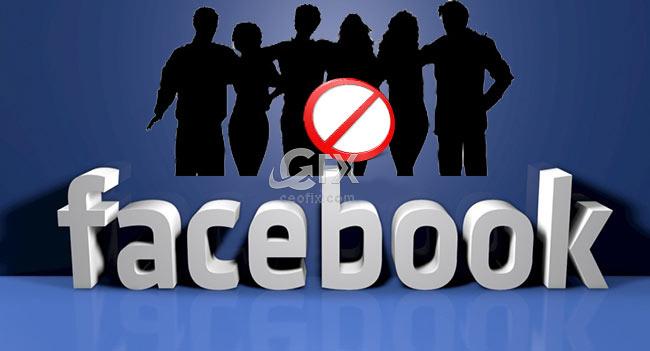 Facebook'da Arkadaşınız Olmayan Kişileri Engelleme