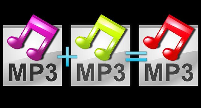 Programsız MP3 Birleştir