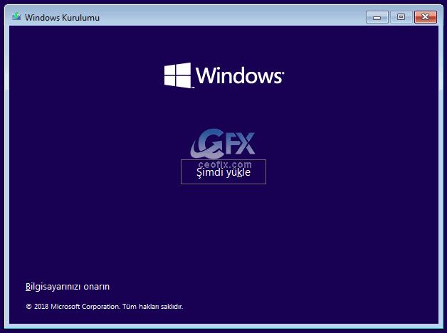 Bilgisayara Format Nasıl Atılır Windows 10 Format At-Resimli