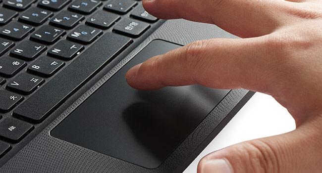 Touchpad Driver Yüklü Ama Aşağı Yukarı Kaydırma Çalışmıyor