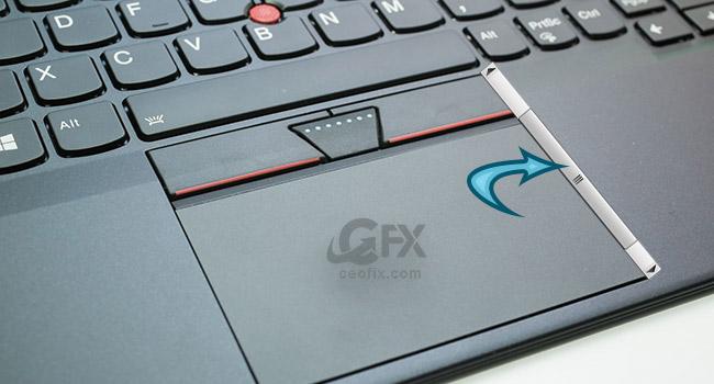 Laptop Dokunmatik Yüzeyde (Touchpad)Kaydırma Yönünü Değiştir