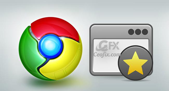 Chrome'da Açılış Sayfasını Favorin Yap