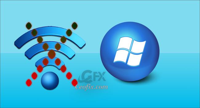 Windows 10 Kablosuz Ağı Unutma