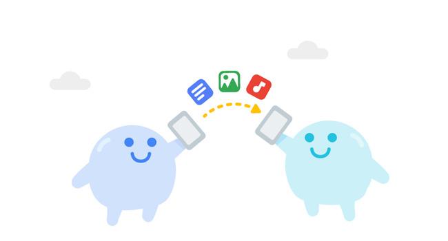 Android'de Dosyaları Paylaşmanın Yolu Files Go
