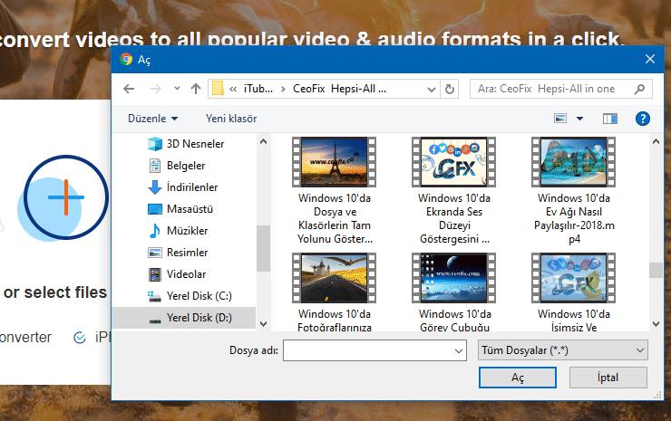 KeepVid Online Video Converter Nasıl kullanılır?