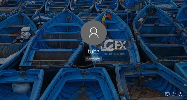 Windows 10 Hesap Resmi Nasıl Varsayılan Yapılır