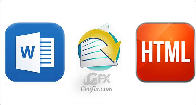Microsoft Word 'de Belgeleri HTML'e Dönüştürme