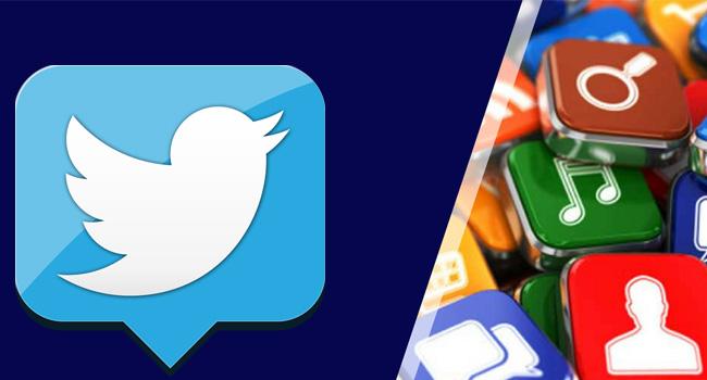 Twitter'da Üçüncü Taraf Uygulama Erişimini İptal Et