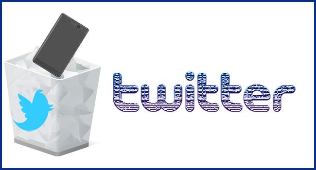 Twitter'dan Telefon Numarası Nasıl Kaldırılır?
