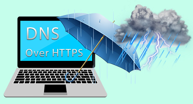 Edge de Dns over https