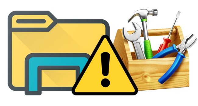 Windows Dosya Gezgini Açılmıyor Sorununun Çözümü