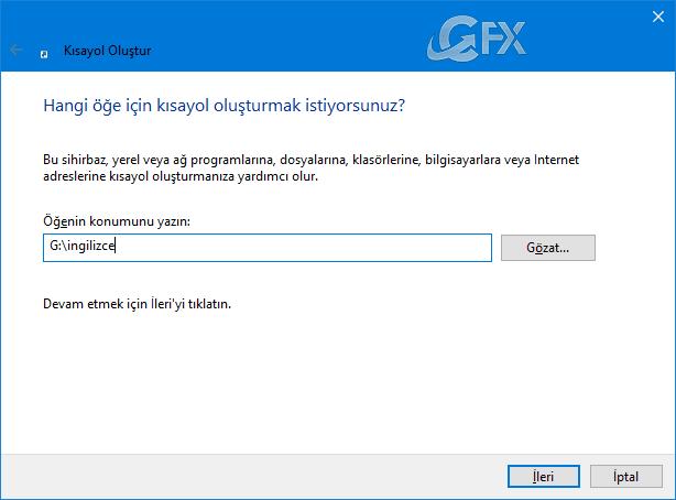 Windows 10'da Gönder Menüsü Nasıl Özelleştirilir