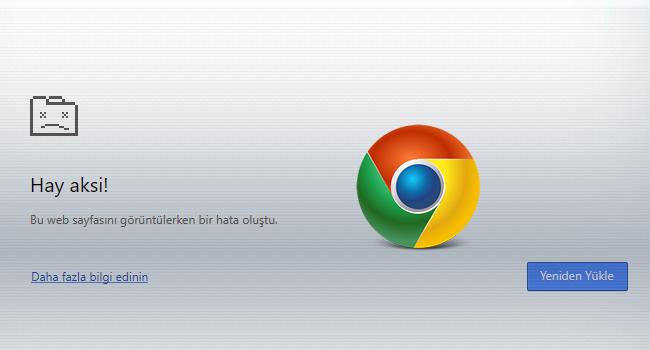 Chromeda Yanıt Vermeyen Bir Sekme Nasıl Kapatılır