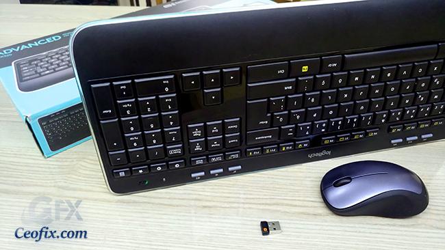 Logitech Advanced MK 520 Klavye Ve Fare Setinin Özellikleri