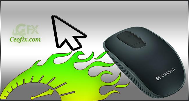 Windows Ayarlardan Fare İmleci (İşaretçisi) Hızını Değiştir
