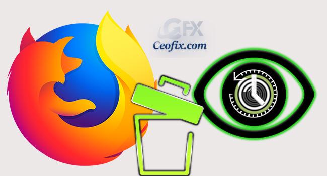 Mozilla FireFox'u Kapattığımda Geçmiş Otomatik Silinsin