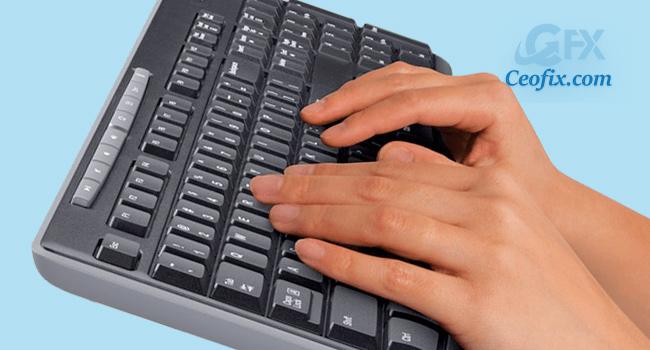 Backspace Ve Diğer Klavye Tuşları Bir Harf Siliyor-Yazıyor