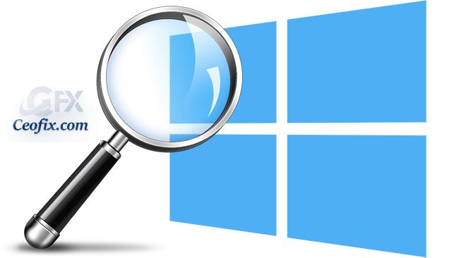 Windows 10 Büyüteç'de Fare İmlecini Ekranın Ortasında Tutma