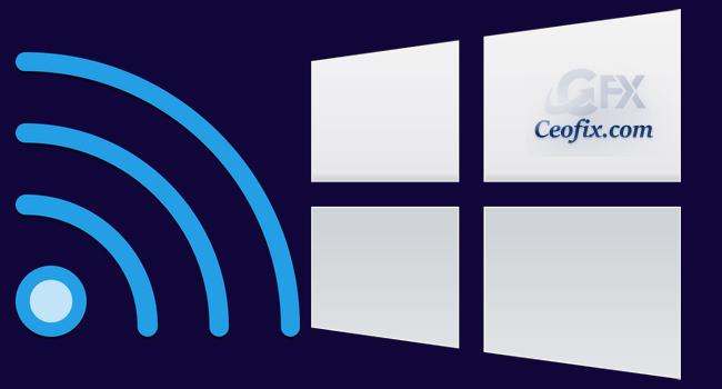Windows 10'da  Wi-Fi Bağlı Fakat İnternet Yok Çözümü