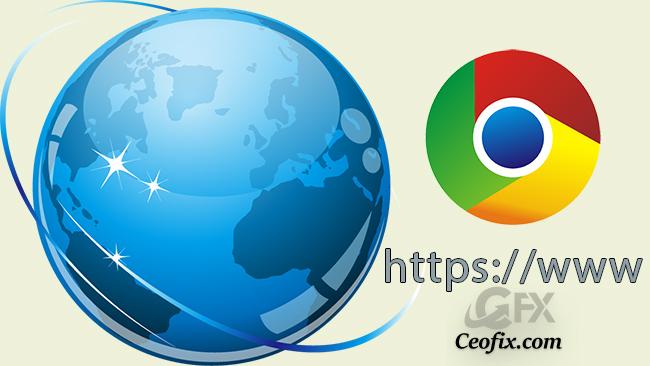 Google Chrome'da Her Zaman Tam URL Görünsün