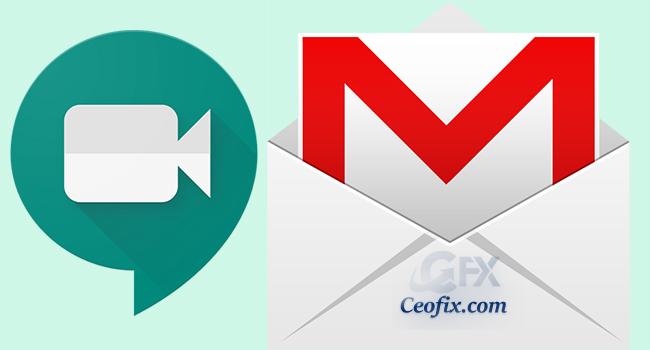 Gmail Web Üzerindeki Toplantı Özelliğini Gizle