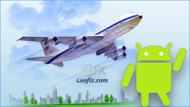 Android'de Uçak Modunu Etkinleştir Veya Devre Dışı Bırak