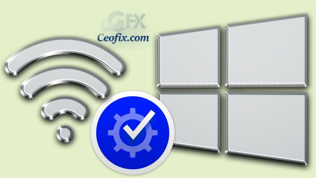 Windows Ayarlar Uygulamasında Wi-Fi Neden Yok
