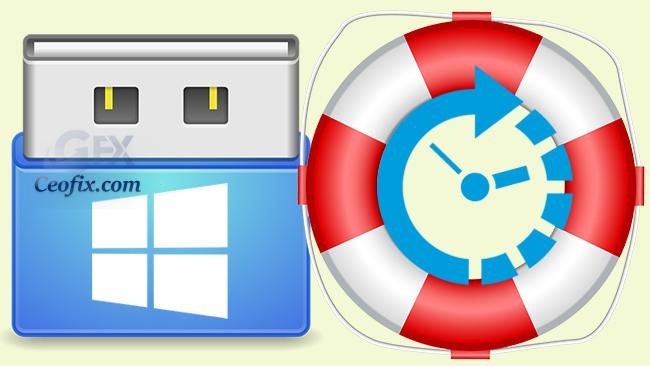 Windows 10 da Kurtarma Sürücüsü Nasıl Oluşturulur