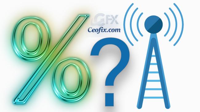 Bilgisayardaki Wi-Fi Sinyal Gücünü Yüzde İle Kontrol Et