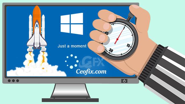 Windows 10'un Açılışını Hızlandıralım