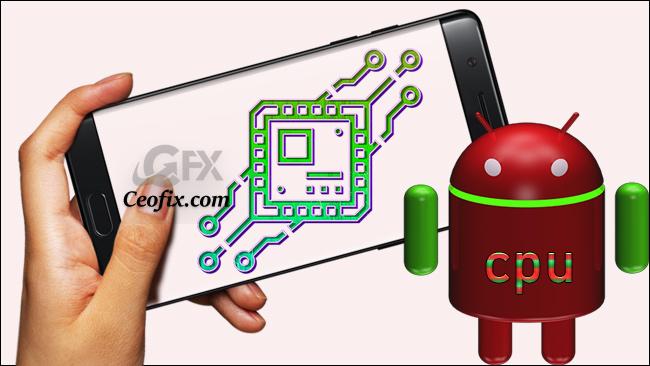 Android'de CPU Kullanımı Göster Ve Gizle
