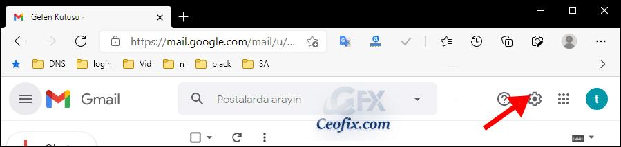 Gmail'de karanlık mod nasıl aktif edilir?