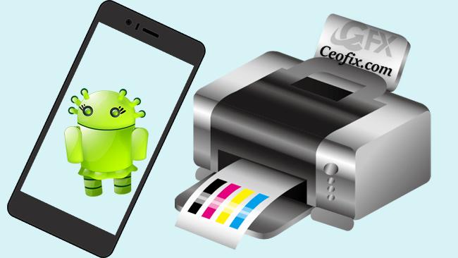 Android'de Varsayılan Yazdırma Hizmetini Devre Dışı Bırak