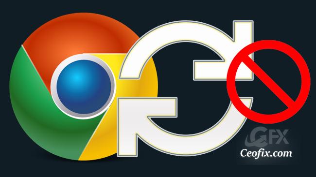 Google Chrome'da Otomatik Güncellemeleri Devre Dışı Bırak
