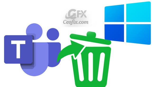 Windows 11'den Microsoft Teams Nasıl Kaldırılır